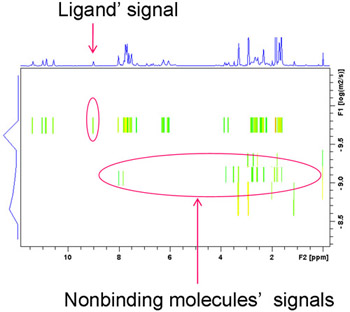 在近年来开展g四链体靶分子的识别及配体结构设计
